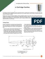 Cartridge Cavity Manufacturepdf
