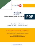 Microsoft 70-486 Exam - Tips To Pass