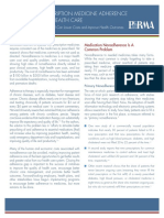 PhRMA_Improving Medication Adherence_Issue Brief