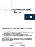 Power switching devices