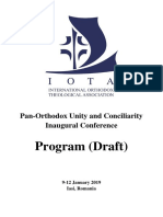 2019-IOTA Conference Program