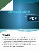 Davits and Cranes.pptx