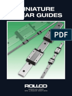Linear Miniature Guide