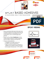 Epoxy Based Adhesives