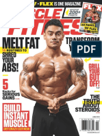Muscle & Fitness USA - June 2018