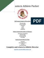 01-khs athletics packet complete