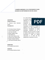 Acta Pleno 17/09/2009