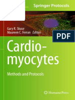 (Methods in Molecular Biology 1299) Gary R. Skuse, Maureen C. Ferran (Eds.)-Cardiomyocytes_ Methods and Protocols-Humana Press (2015)