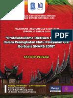 Okt 30 - Nov 2_Pelatihan Asuhan Gizi & Dietetik (Sponsored)