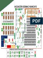 331232034 Plano de Evacuacion Sodimac Huancayo