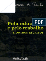 PINHO, Adelino Tavares de. Pela Educação e Pelo Trabalho