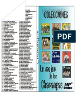 colecciones mp3 charangas