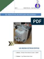 El Reactor Con Nucleo de Hierro