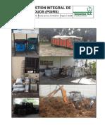 Plan de Gestion Integral de Residuos Solidos Unipalma de Los Llanos