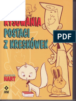 Kurs Rysowania Postaci z Kreskówek - Christopher Hart