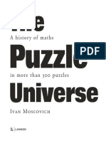 The Puzzle Universe