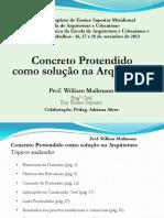 Concreto Protendido_Prof William Mallmann_public