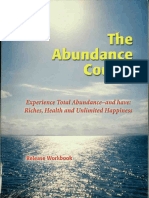 The Abundance  Book  (Sedona Method) - Crane, Lawrence; Levenson, Lester