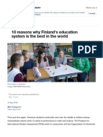 10 Reasons Why Finland's Education System is the Best in the World _ World Economic Forum