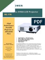 Catalog of ML 176