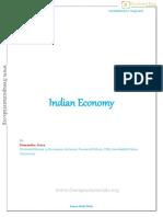 Indian Economy Civilsdaily