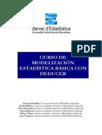 Manual curso modelización