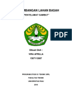 Pengembangan Lahan Basah (Vira Afrilla-1507113087)