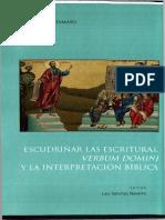 Escudriñar las Escrituras - Luis Sánchez Navarro