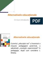C1 Alternative Ed.