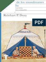 Historia de los musulmanes de España Tomo 1- Dozy 1920 .pdf