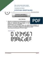 5. Codificadores y Decodificadores - Caso Practico