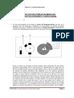 Práctica - Circuito de Limpiaparabrisas de Dos Velocidades y Cadenciador