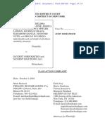 Hyland v Navient Complaint