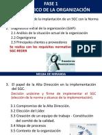 FASE 2 Planificación Del SGC