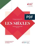 04 Les Siecles II