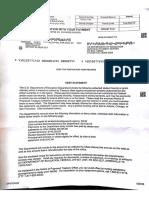U.S. Department of Education Fraudulent Asset Seizure Notice Letter - 10-19-2018