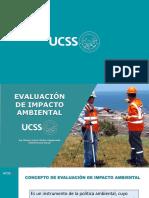 III Unidad Evaluación de Impacto Ambiental