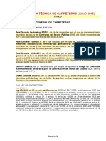 Normativa Técnica DGC