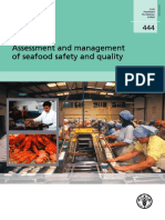Seafood Safety and Quality