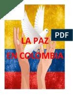 La Paz en Colombia