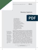 Planetary Dysphoria