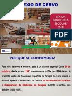 Ppt Día Da Biblioteca 2018