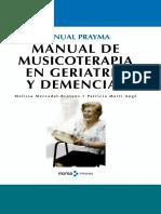 Libro13 - V2musicoterapia en Geriatria y Demencias