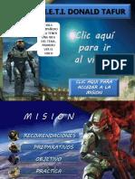 Práctica Última Misión