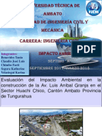 AV. Luis Anibal Granga