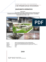 Plan Operativo Telecomunicaciones 2018