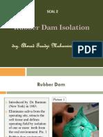 Rubber Dam Isolation - Student