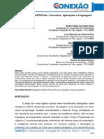 172 INTELIGÊNCIA ARTIFICAL Conceitos Aplicações e Linguagens