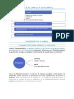 Tema 1. La Empresa y Sus Objetivos