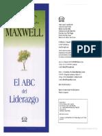 ABC del liderazgo - John C. Maxwell.pdf